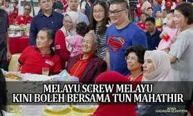 Image result for DAP use malay to screw malay